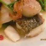 尾野 - 本場直送自慢の魚料理、アップ!②
