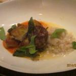 尾野 - (友人の)今月のおまかせ肉料理