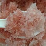十きち - 日光天然氷のかき氷(ぶどう)