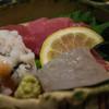 一誠 - 料理写真:本マグロ,コチ,ハモ造り