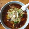 ちんめん - 料理写真:別れの広東麺。伊達市では盛りの良さでは一番のお店です。味もなかなか!