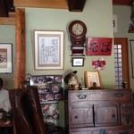 27466101 - 高橋さんの写真が飾られていた