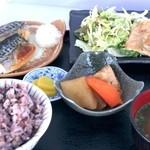 古民家食堂 - 魚・さかな定食