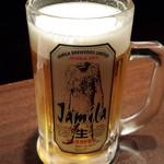 怪獣酒場 - ジャミラの生ビール