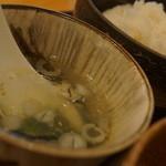 一休茶屋 - テールスープ