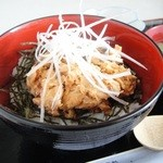 夷知床 - 漁師まかない丼 チャンチャン焼き丼
