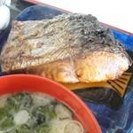 夷知床 - 漁師まかない定食  焼漬定食