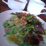 ジョリーパスタ - サラダ スープ