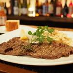 ビストロ グラッソ - ステーキランチは限定20食でした。