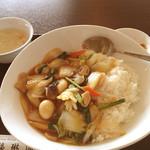 福琳酒家 - 中華丼