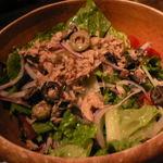 バンバール - 田舎風サラダ
