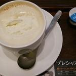 上島珈琲店 - 「ウィンナーコーヒー」でインターバル…