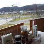 レストラン二ッ森 - 二階からの景色
