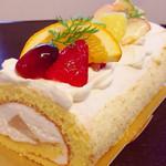 クプル - ロールケーキ