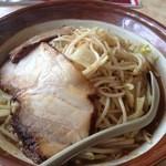 東横 - 特製野菜味噌ラーメン
