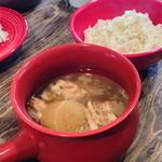 喫茶店 uzuビバレッヂ - ある日のランチ