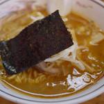 ハルピンラーメン - 料理写真:にんにく~☆