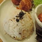リマカフェ - 玄米と雑穀ハーフ&ハーフ