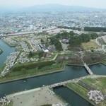 27486624 - 五稜郭タワーからの眺め(1)