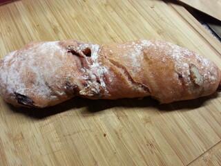 ル・グルニエ・ア・パン - 桜のパン