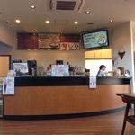 27488236 - カフェのサービスカウンター