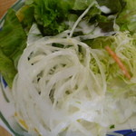 ソルト館 - 2014,5,23   サラダ