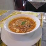 マハラジーパレス - ダル(豆カレー)