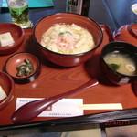 弁天茶屋 - ゆば丼1240円