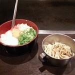 お好み焼きじゅう蔵 - 料理写真:いか玉