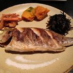 Koideya - 本日の鮮魚の焼き‼