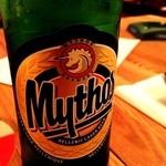 トウキョウ ファミリー レストラン - ギリシアのビール ミソス 800円