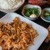 なごみ - 料理写真:豚キムチ定食(ご飯大盛り)500円