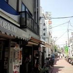 27496164 - 西荻窪目抜き通りの老舗