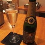 高瀬 - シャンパン