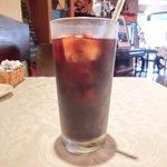 27497617 - パスタランチ 900円 のアイスコーヒー