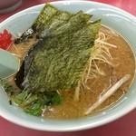 ラーメン山岡家 - ネギ味噌