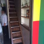 ビニタ - <2014/05>入り口から見た店内