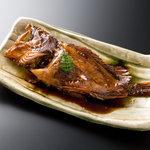 うおすみ - カサゴの煮魚