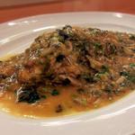 27502492 - 連子鯛の高菜蒸し