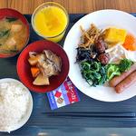 ホテルマークワンCNT - 料理写真:自分が選択した朝食