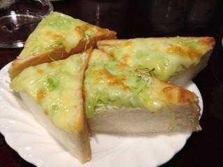 珈琲の店 Paris COFFEE - チーズトースト