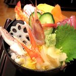 寿し駒 - 海鮮丼