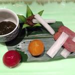 Kairimurakami - 料理写真:前菜
