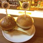 ブッチ - ハンバーガー