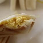 神戸サンドウィッチ工房 - エッグホットサンド