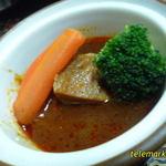27507598 - 牛タンデミソース煮