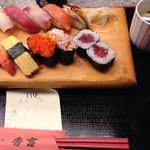 秀吉 - にぎり寿司