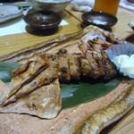 さかなさま - 丸干しイカ(肝入)