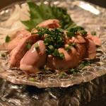 和食個室×とろろしゃぶしゃぶ にっぽん市 - さつま鶏白レバー