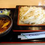 上州屋 - 料理写真:かもせいろ(うどん)